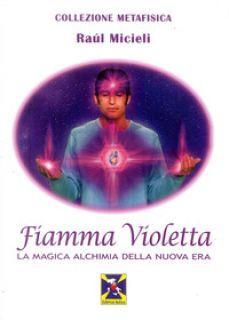 Fiamma violetta. La magica alchimia della Nuova Era - Micieli Raul; Soccio S. (cur.)