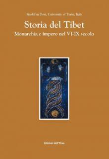Storia del Tibet. Monarchia e impero nel VI-XI secolo. Ediz. italiana e tibetana - Ricca Franco; Vogliotti Guido