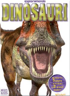 Dinosauri. Esploramondo - Matthews Rupert; Parker Steve
