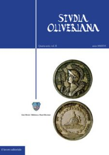 Studia Oliveriana. Quarta serie. Vol. 2 -