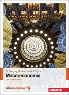 Macroeconomia. Con e-book - Mankiw N. Gregory