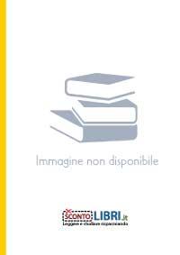 Lecce. Cartina turistica del centro storico - Capone Lorenzo