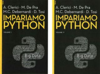 Learning Python. Con aggiornamento online - Clerici Alberto; De Pra Maurizio; Debernardi Maria Chiara