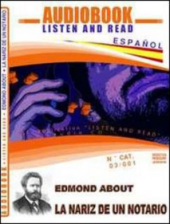 La nariz de un notario. Audiolibro. CD Audio. Con CD-ROM - About Edmond