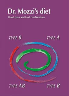 Dr. Mozzi's diet. Blood types and food combinations. Ediz. multilingue - Mozzi Pietro; Mozzi Martino; Ziglio Leila