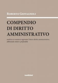 Compendio di diritto amministrativo - Giovagnoli Roberto