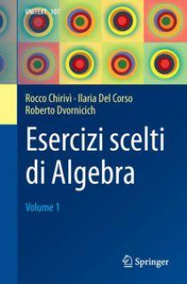 Esercizi scelti di algebra. Vol. 1 - Chirivì Rocco; Del Corso Ilaria; Dvornicich Roberto