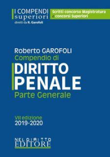 Compendio di diritto penale. Parte generale - Garofoli Roberto