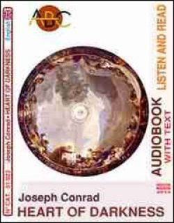 Heart of darkness. CD Audio e CD-ROM. Audiolibro - Conrad Joseph