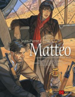 Mattéo. Il quarto periodo (agosto-settembre 1936) - Gibrat Jean-Pierre