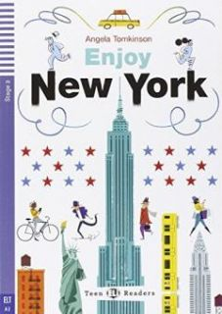 Enjoy New York. Con espansione online - Angela Tomkinson