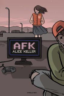 Afk. Ediz. ad alta leggibilità - Keller Alice