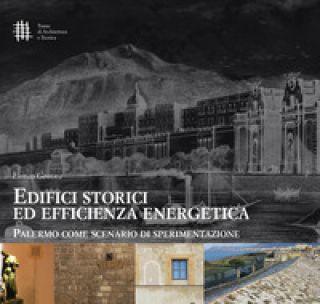 Edifici storici ed efficienza energetica. Palermo come scenario di sperimentazione - Genova Enrico