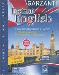 Instant english. 2° livello. CD-ROM. Con CD Audio -