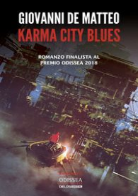 Karma city blues - De Matteo Giovanni
