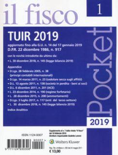 TUIR 2019 -