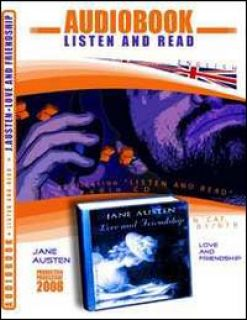 Love and friendship. Audiolibro. CD Audio. Con CD-ROM - Austen Jane