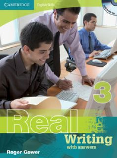 Cambridge English Skills Real Writing 3 with Answers [With CD (Audio)] -  Roger Gower