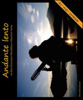 Andante lento. Ediz. bilingue. Con CD-Audio. Con DVD video - Verna Maurizio; Menaldino Luciano