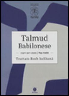 Talmud babilonese. Trattato Rosh haShanà. Testo ebraico a fronte - Di Segni R. (cur.)