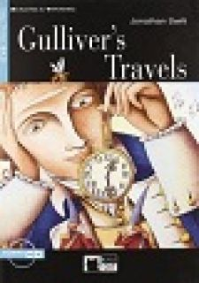 Gulliver's travel. Con audiolibro. CD Audio - Jonathan Swift - Black Cat-Cideb
