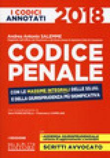 Codice penale con le massime integrali delle SS.UU. e della giurisprudenza più significativa - Salemme Andrea Antonio