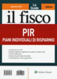 PIR piani individuali di risparmio - Piazza Marco; Resnati Chiara