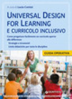 Universal design for learning e curricolo inclusivo - Cottini L. (cur.)