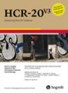HCR-20 V3. Checklist per la valutazione del rischio di recidiva di un crimine violento. Ediz. a spirale - Douglas Kevin S.; Hart Stephen D.; Webster Christopher D.
