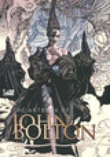 The artbook of John Bolton. Ediz. inglese e italiana - Bolton John