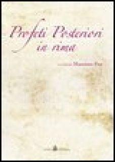 Profeti posteriori in rima - Foa Massimo