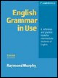 ENGLISH GRAMMAR IN USE - WITHOUT ANSWERS (BLUE COV - MURPHY RAYMOND