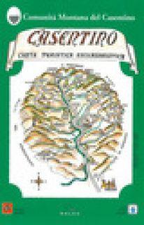 Casentino. Carta turistica-escursionistica 1:50.000 -