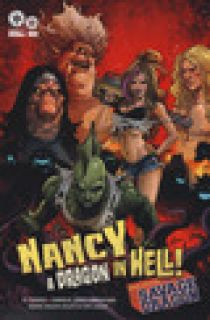 A dragon in hell! Nancy in hell & Savage Dragon - El Torres