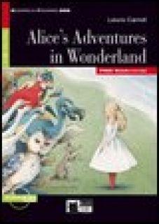 Alice's adventures in Wonderland. Con CD Audio -  Lewis Carroll