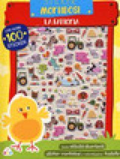 La fattoria. Sticker morbidosi. Con adesivi. Ediz. a colori - Machell Dawn