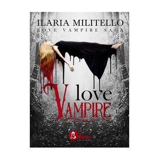 Love vampire - Militello Ilaria