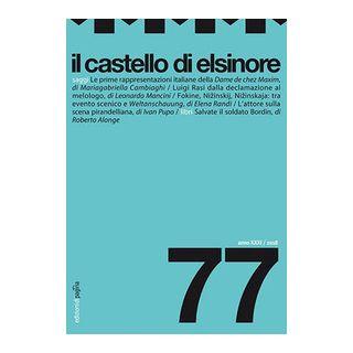Il castello di Elsinore (2018). Vol. 77 -
