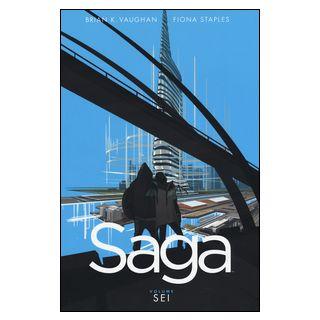 Saga. Vol. 6 - Vaughan Brian K.; Staples Fiona