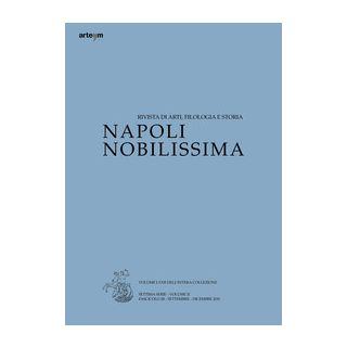 Napoli nobilissima (2016). Settima serie. Vol. 2/3: Settembre-Dicembre 2016 -