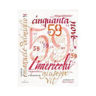 Cinquantanove Limericchi - Delmiglio Emanuele
