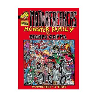 Motorfreakers monster family - Giampo Coppa