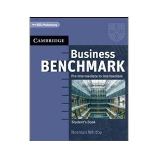 BUSINESS BENCHMARK STUDENT'S BOOK -