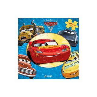 Cars 3. Libro puzzle. Ediz. a colori -
