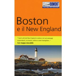 Boston e il New England. Con mappa - Helmhausen Ole