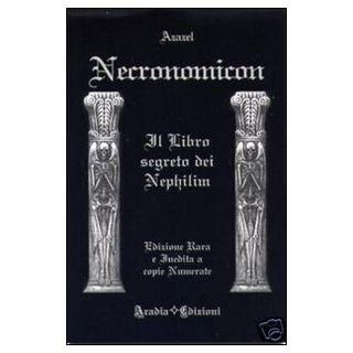 Necronomicon. Il libro segreto dei Nephilim - Azazel (cur.)