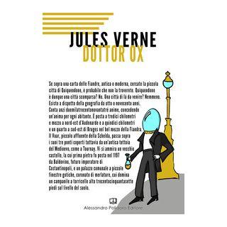 Dottor Ox - Verne Jules