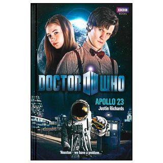 Apollo 23. Doctor Who - Richards Justin