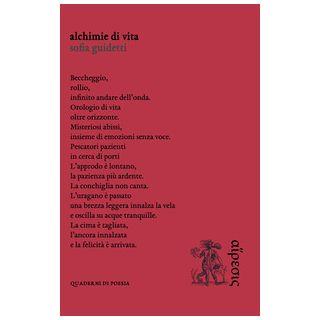 Alchimie di vita - Guidetti Sofia