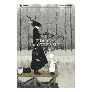 Girl from the other side. Vol. 2 - Nagabe